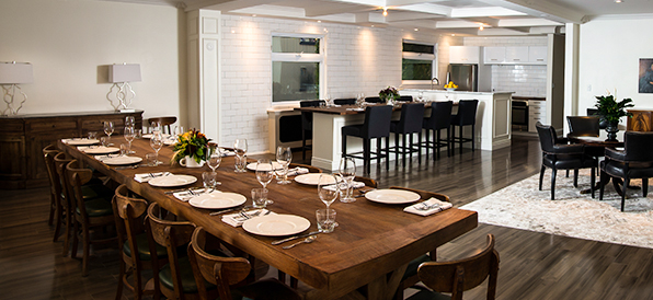 The Apartment private dining, meeting and event space